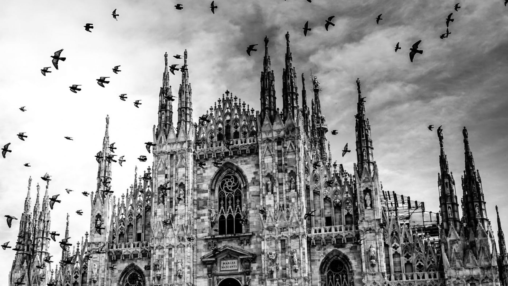 Milan in the time of Coronavirus